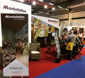 Montefeltro bastia umbra stand viaggi di caccia