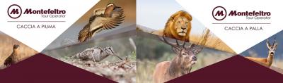Montefeltro viaggi di caccia Hit Show Vicenza 2018 vacanze