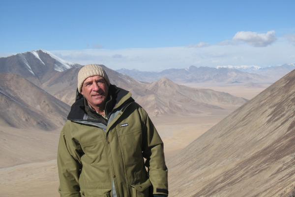 caccia in Tajikistan pecora di marco polo