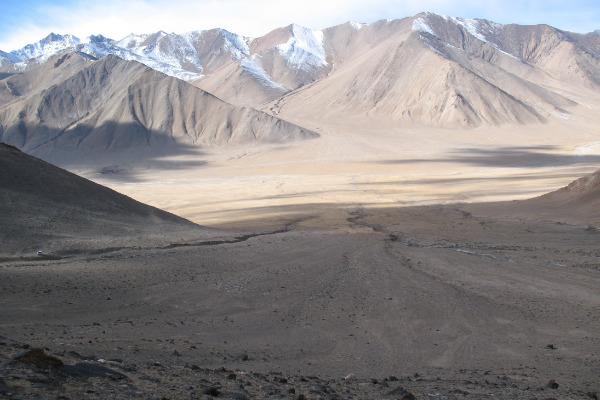 Tajikistan caccia alla pecora di marco polo