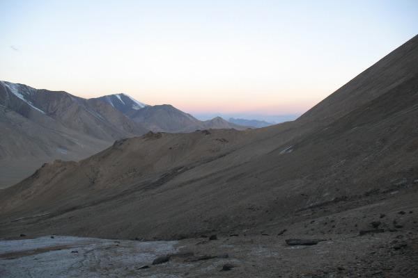 Tajikistan e la pecora di marco polo