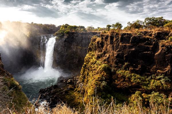 cascate dello zimbabwe
