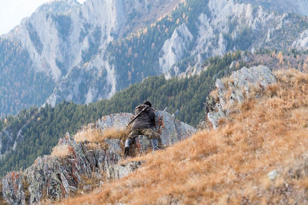 hunting in russia bear big game