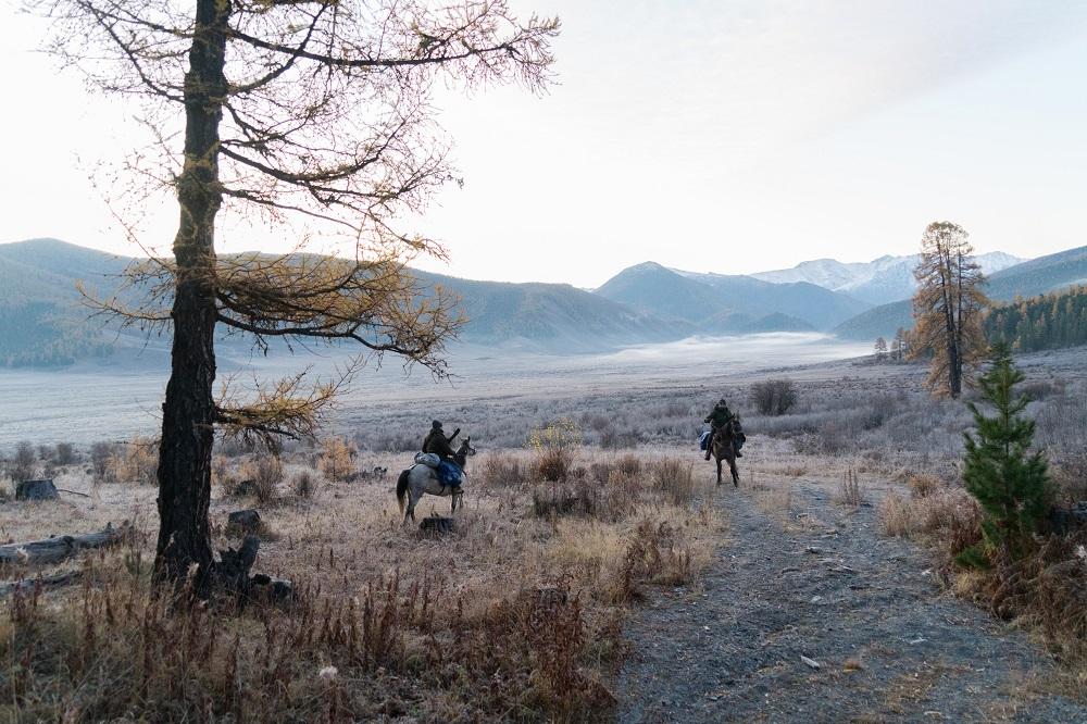 hunting big game in russia